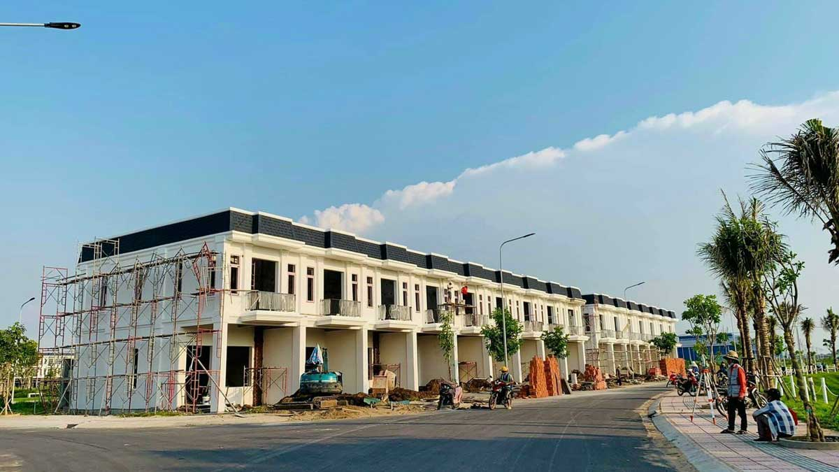 cap nhat tien do thi cong du an the sol city thang 6 nam 2021 - The Sol City