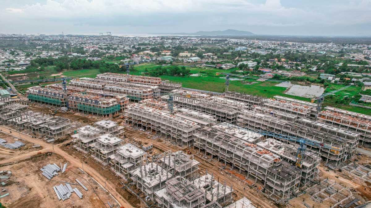 tien do thi cong du an la vida residence thang 6 nam 2021 hung thinh - LA VIDA RESIDENCES VŨNG TÀU