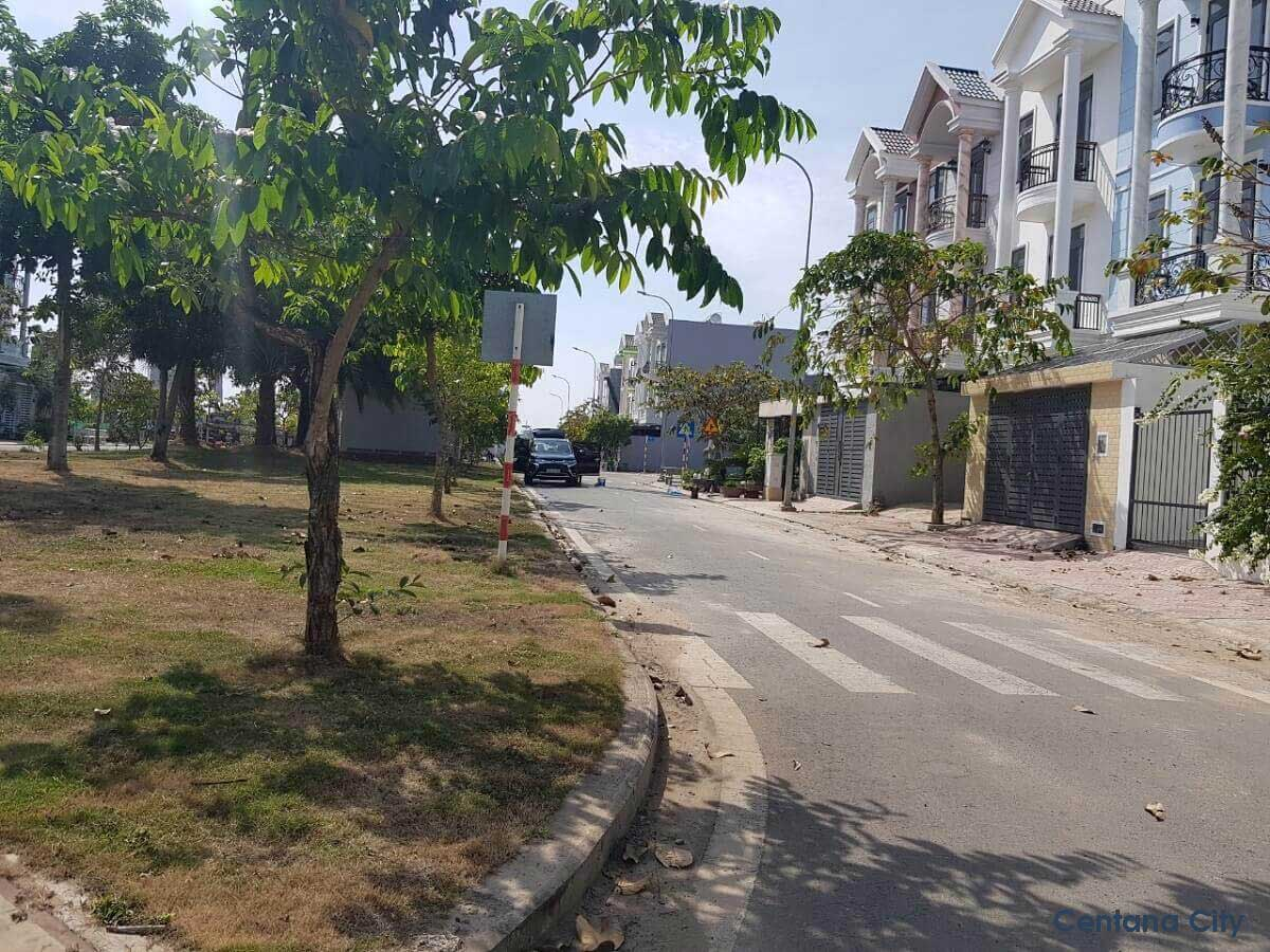 tien do thi cong moi nhat khu cong vien du an Centana City - MT Eastmark City