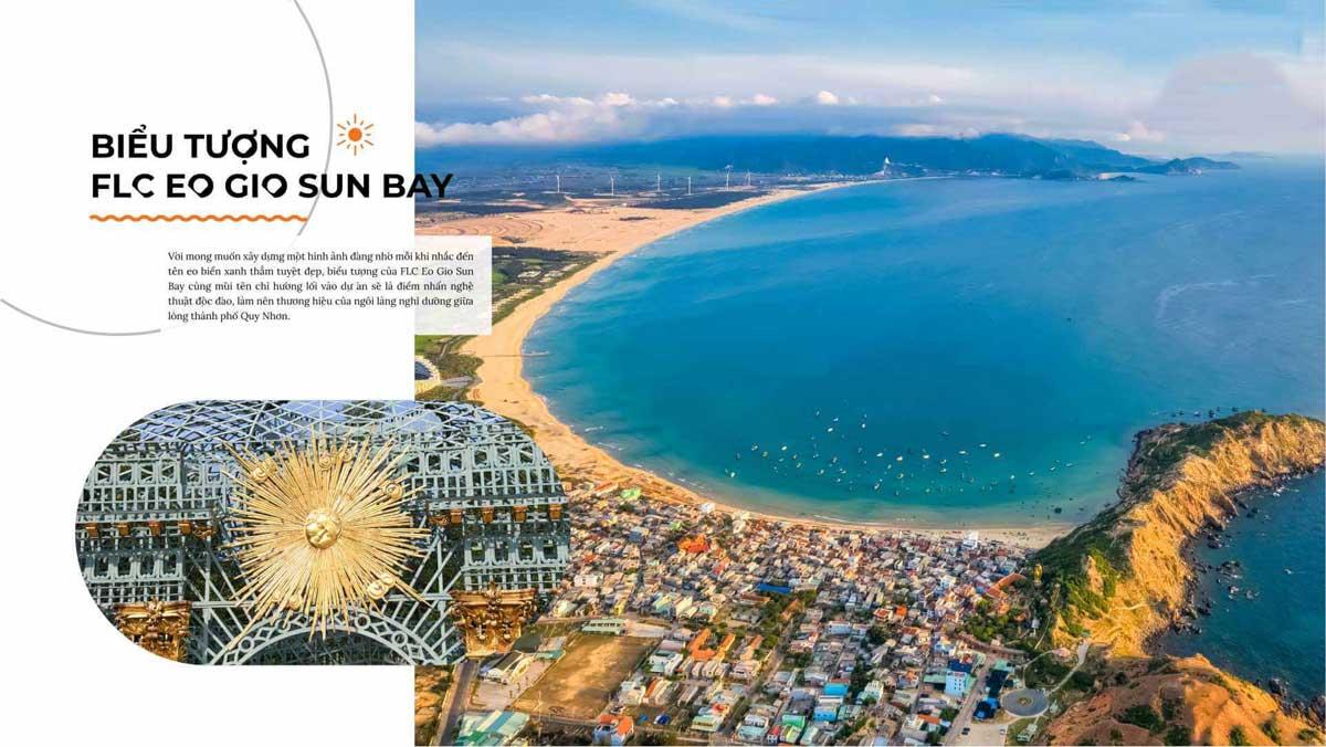 Bieu tuong FLC Eo Gio Sun Bay - Bieu-tuong-FLC-Eo-Gio-Sun-Bay