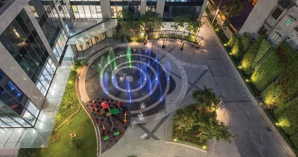 Cong vien noi khu Du an Rivera Park Can Tho - Rivera Park Cần Thơ