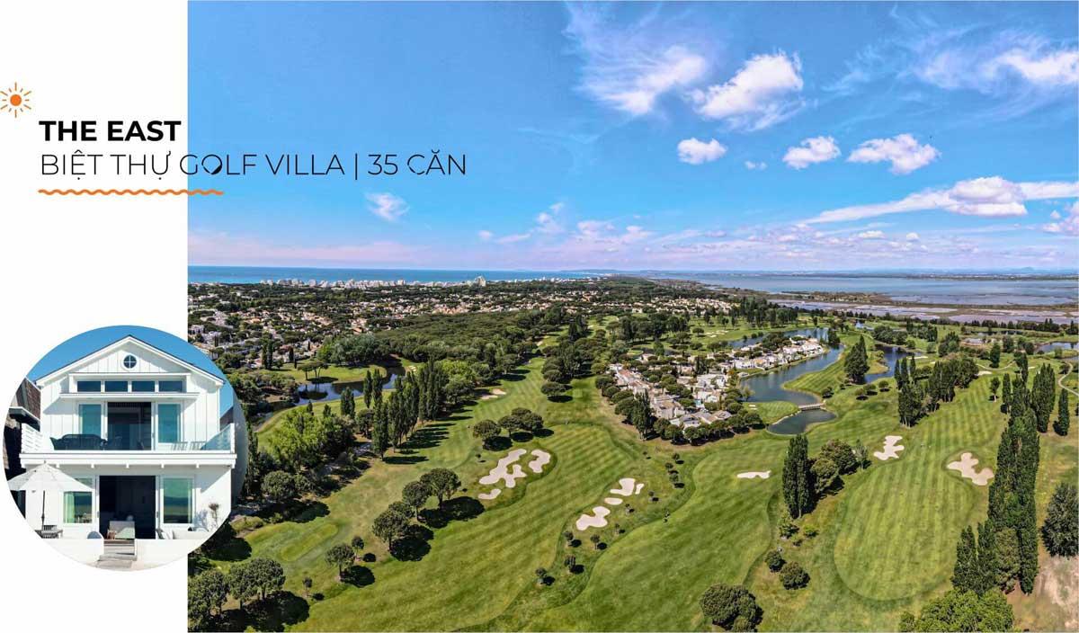 Phan khu The East 35 can golf villa - FLC Eo Gió Sun Bay