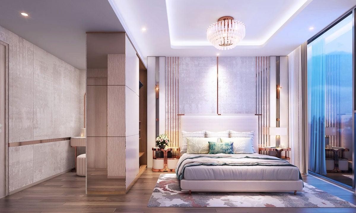 Phong ngu Can ho Thao Dien Green Towers Quan 2 - Thảo Điền Green Towers Quận 2