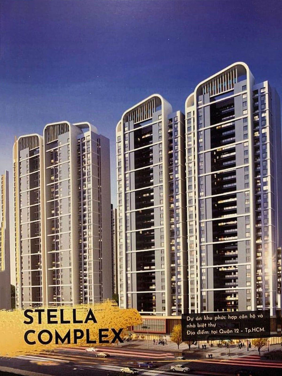 Stella Complex Quan 12 - Stella Complex Quận 12