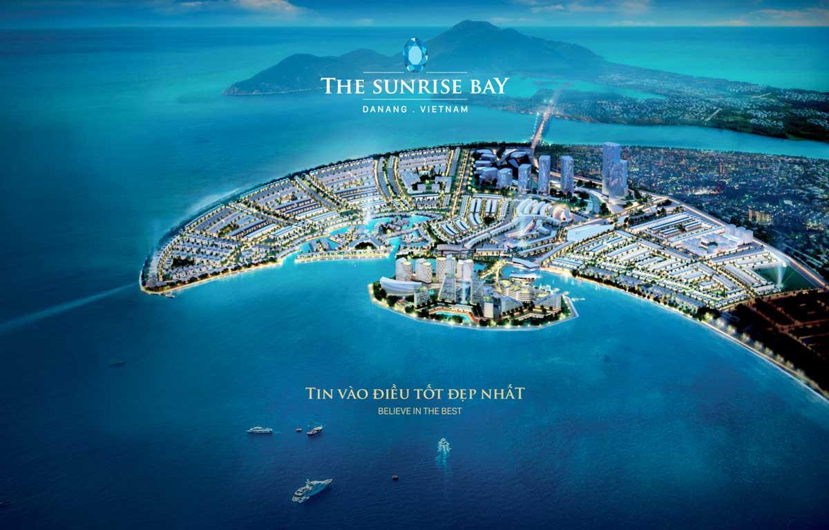 Toàn cảnh Dự án The Sunrise Bay Đà Nẵng