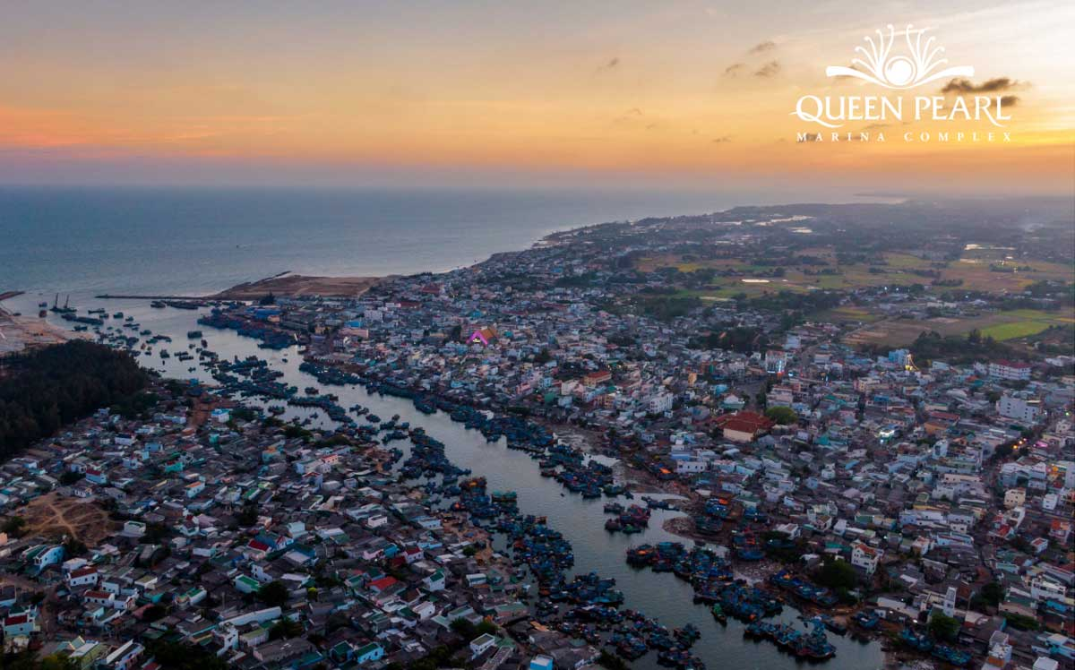 Tien do thi cong Du an kdt queen pearl marina complex 2021 - Tien-do-thi-cong-Du-an-kdt-queen-pearl-marina-complex-2021