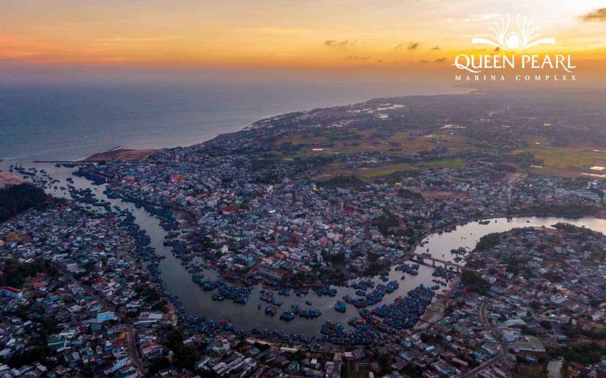Tien do thi cong Du an queen pearl marina complex 2021 moi nhat - Tien-do-thi-cong-Du-an-queen-pearl-marina-complex-2021-moi-nhat