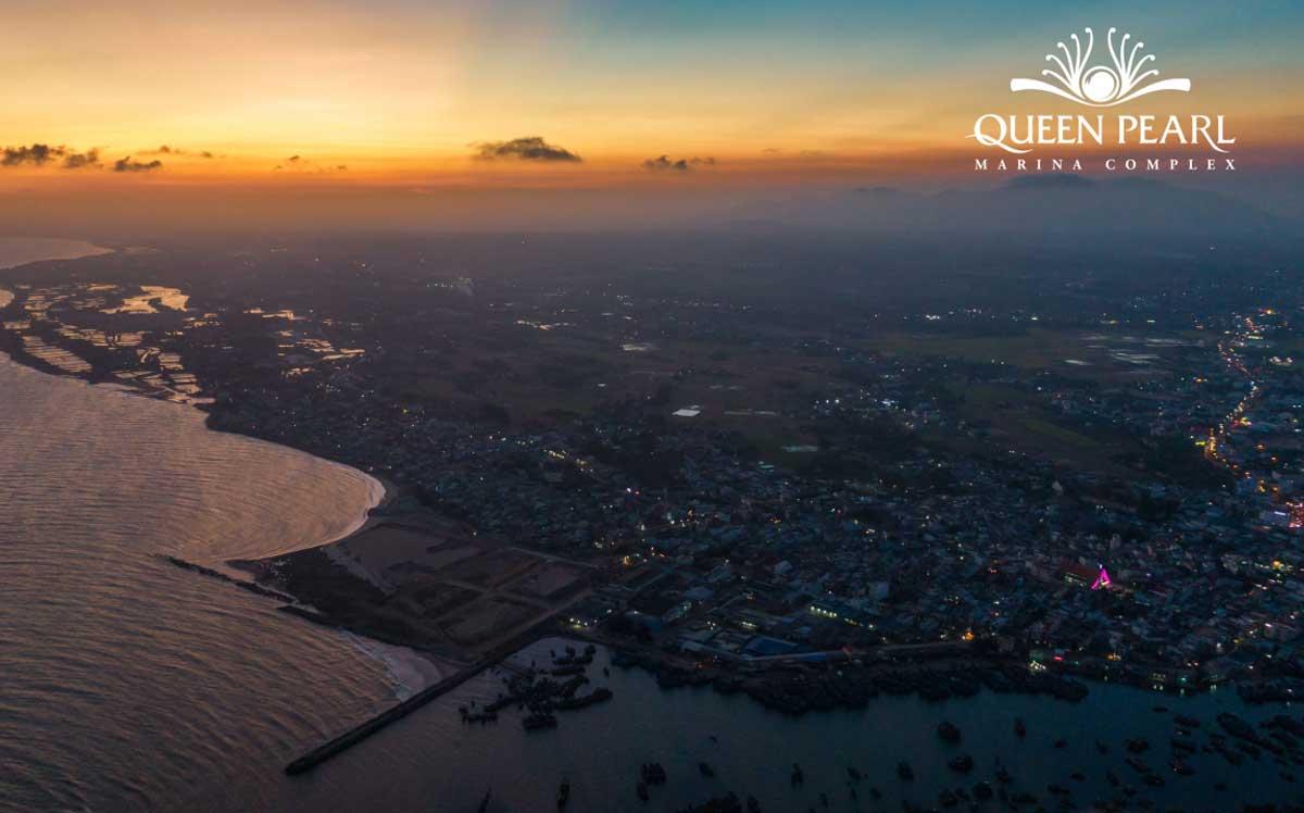 Tien do thi cong Du an queen pearl marina complex 2021 - Tien-do-thi-cong-Du-an-queen-pearl-marina-complex-2021
