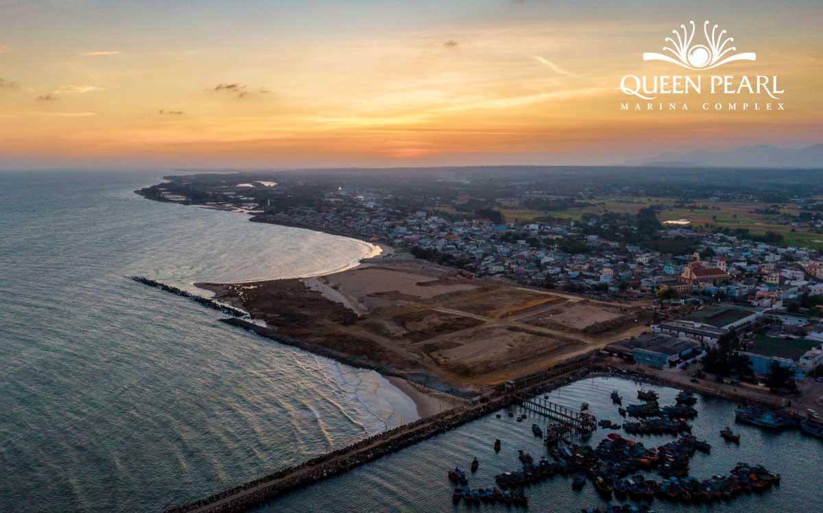 Tien do thi cong Du an queen pearl marina complex nam 2021 - Tien-do-thi-cong-Du-an-queen-pearl-marina-complex-nam-2021