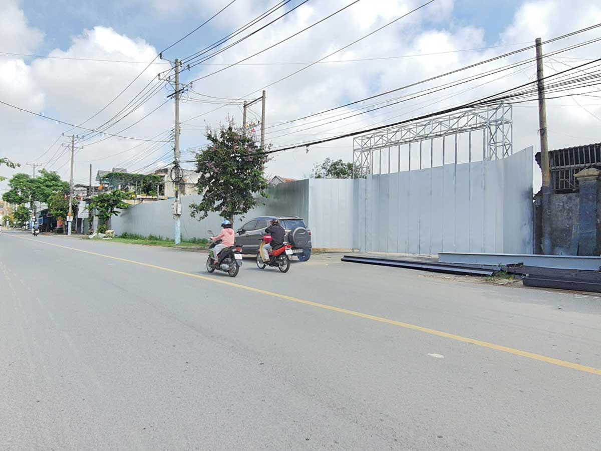 Tien do thi cong thuc te cong du an honas residence - Honas Residence