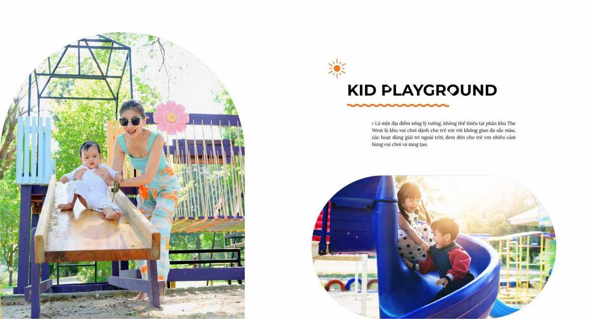 Tien ich Kid Play FLC Eo Gio Sun Bay tai FLC Quy Nhon - FLC Eo Gió Sun Bay