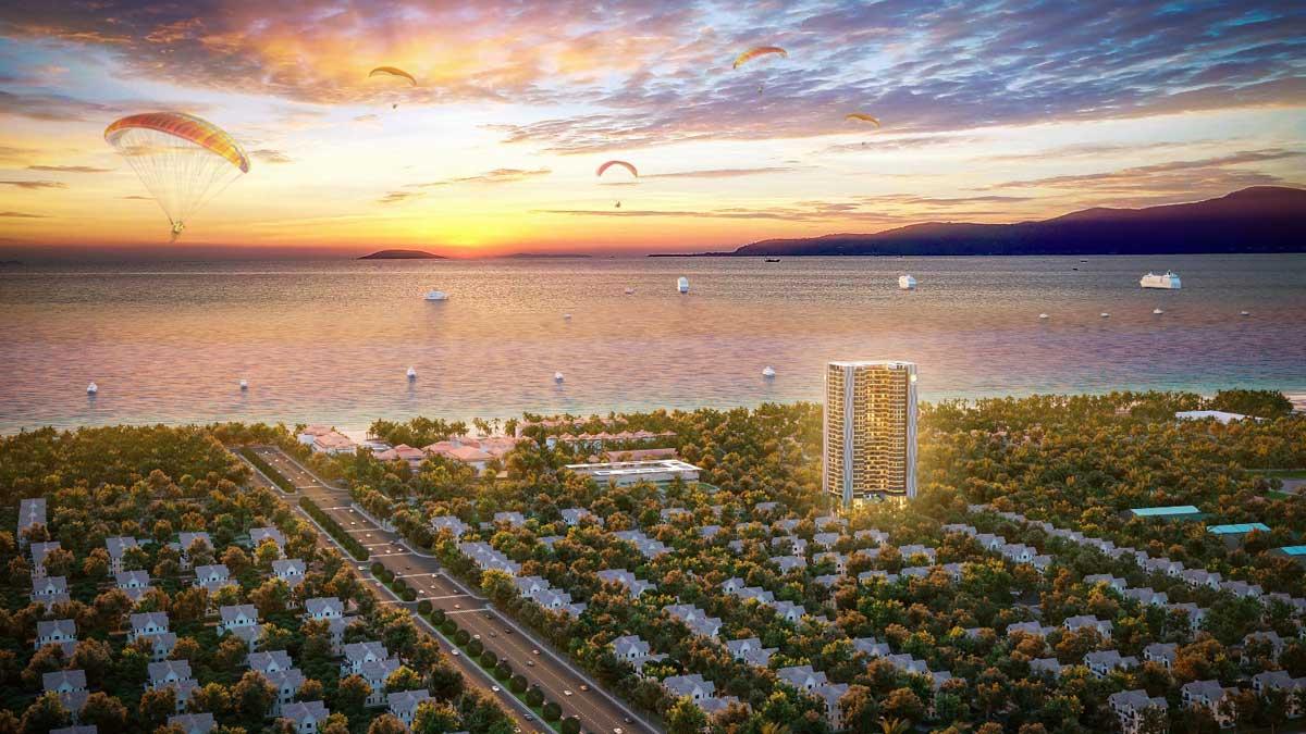 Toan canh du an can ho the sang residence da nang 2021 - The Sang Residence