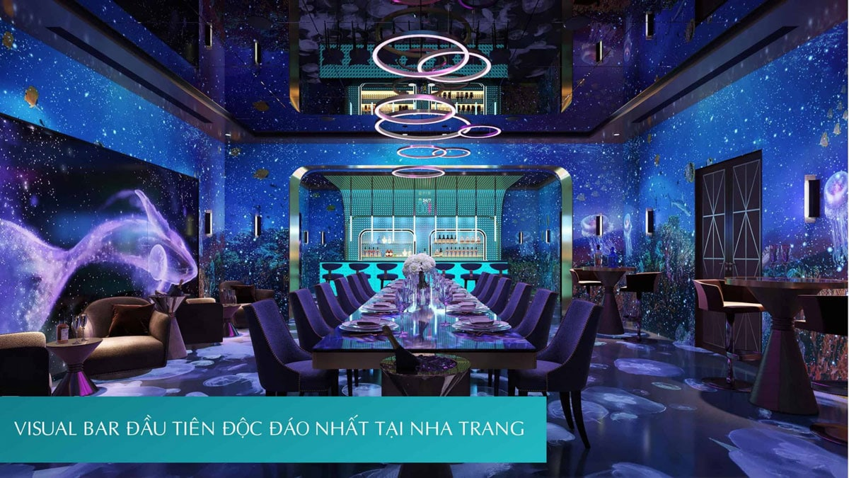Visual Bar Ancruising Nha Trang - Ancruising Nha Trang