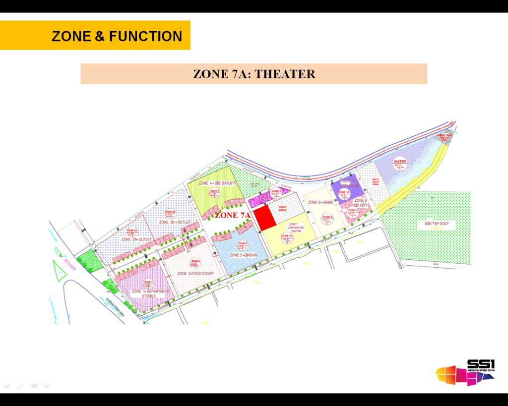 ZONE 7A THEATER - Diyas SS1 Space Ship One