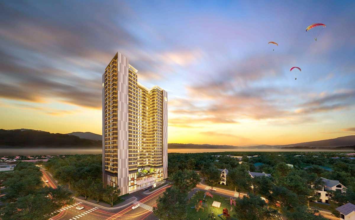 can ho the sang residence da nang - The Sang Residence