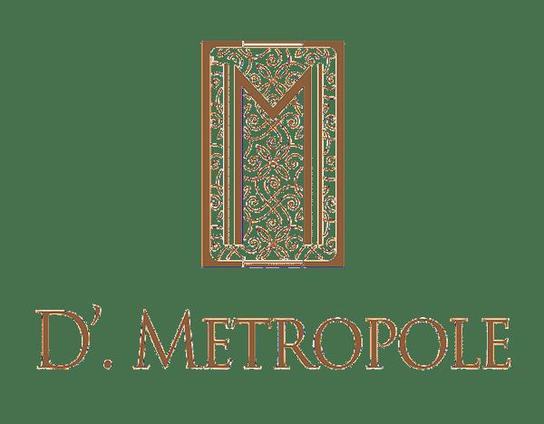 logo d metropole - D'. Metropole