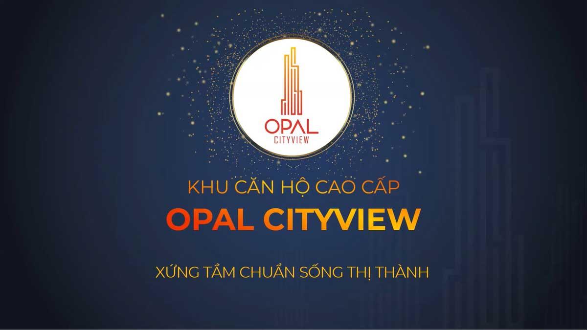 logo opal cityview binh duong - Opal Cityview