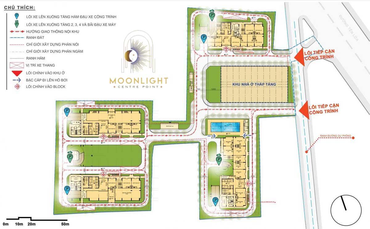 Cac loi giao thong noi bo Du an Can ho Moonlight Centre Point Binh Tan - Các-lối-giao-thông-nội-bộ-Dự-án-Căn-hộ-Moonlight-Centre-Point-Bình-Tân