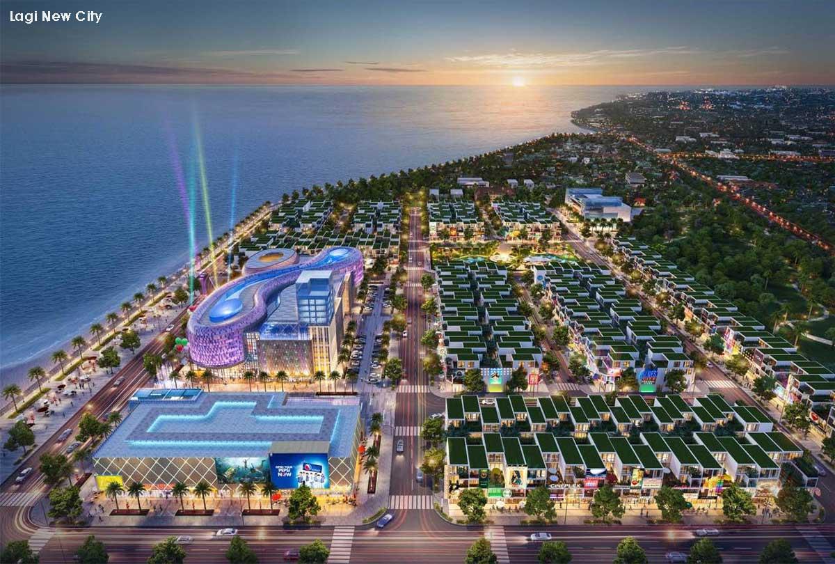 Du an Khu do thi Lagi New City Binh Thuan - Dự-án-Khu-đô-thị-Lagi-New-City-Bình-Thuận