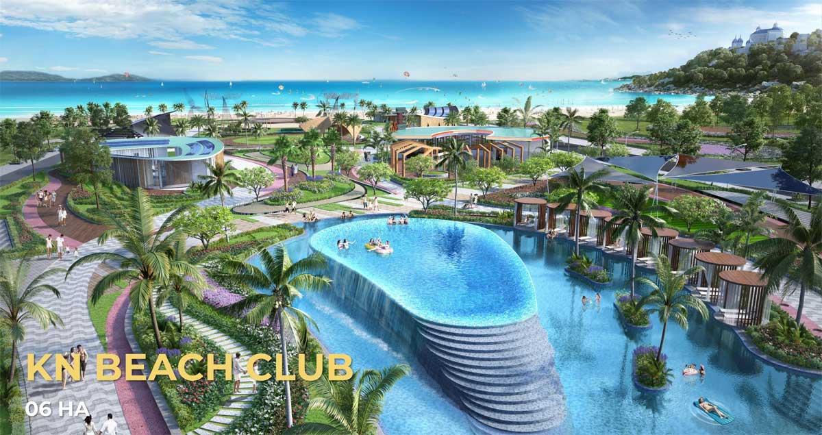 KN Beach Club tai ParaSol - ParaSol Cam Ranh