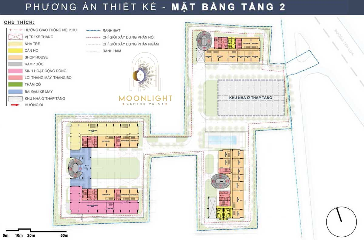 Mat bang Tang 2 Du an Moonlight Centre Point Binh Tan - Mat-bang-Tang-2-Du-an-Moonlight-Centre-Point-Binh-Tan