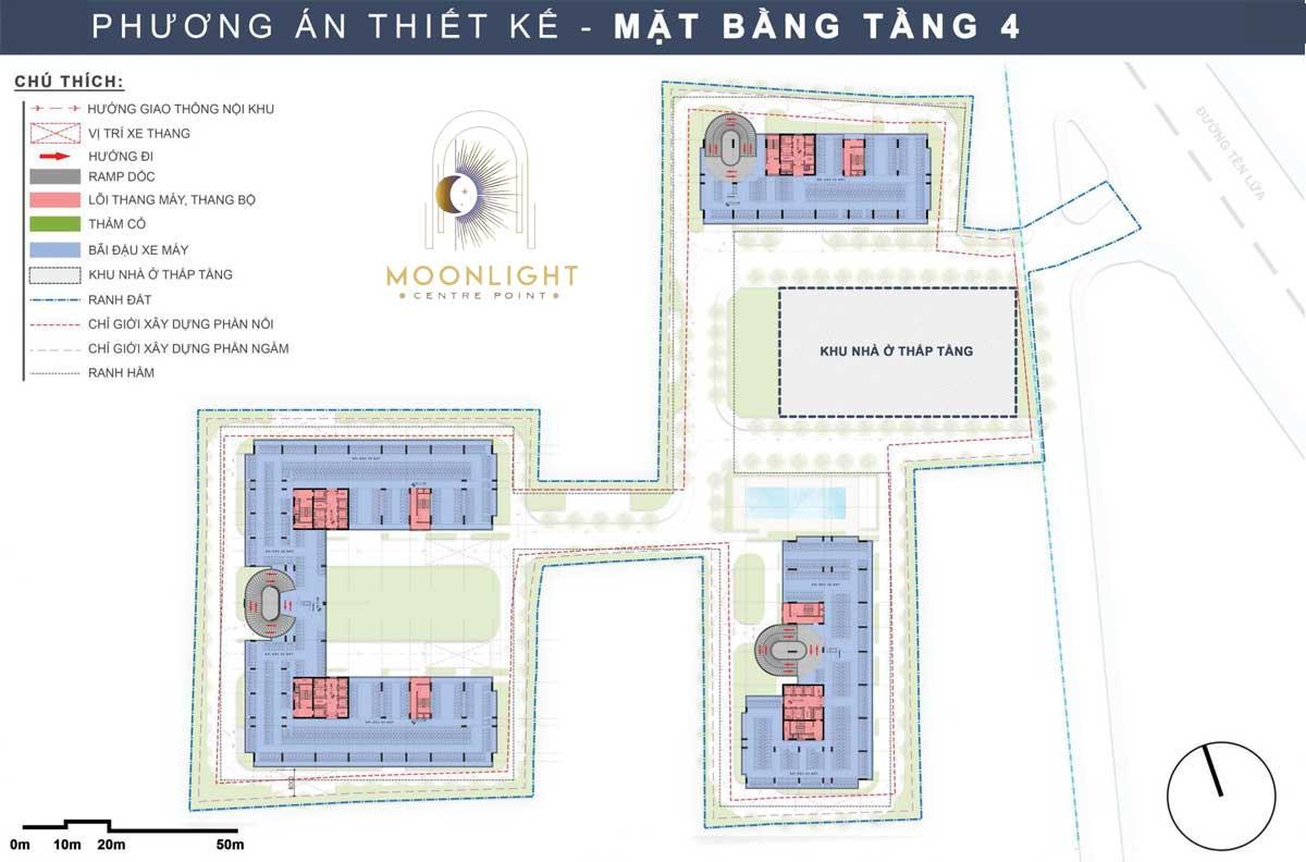 Mat bang Tang 4 Du an Moonlight Centre Point Binh Tan - Mat-bang-Tang-4-Du-an-Moonlight-Centre-Point-Binh-Tan
