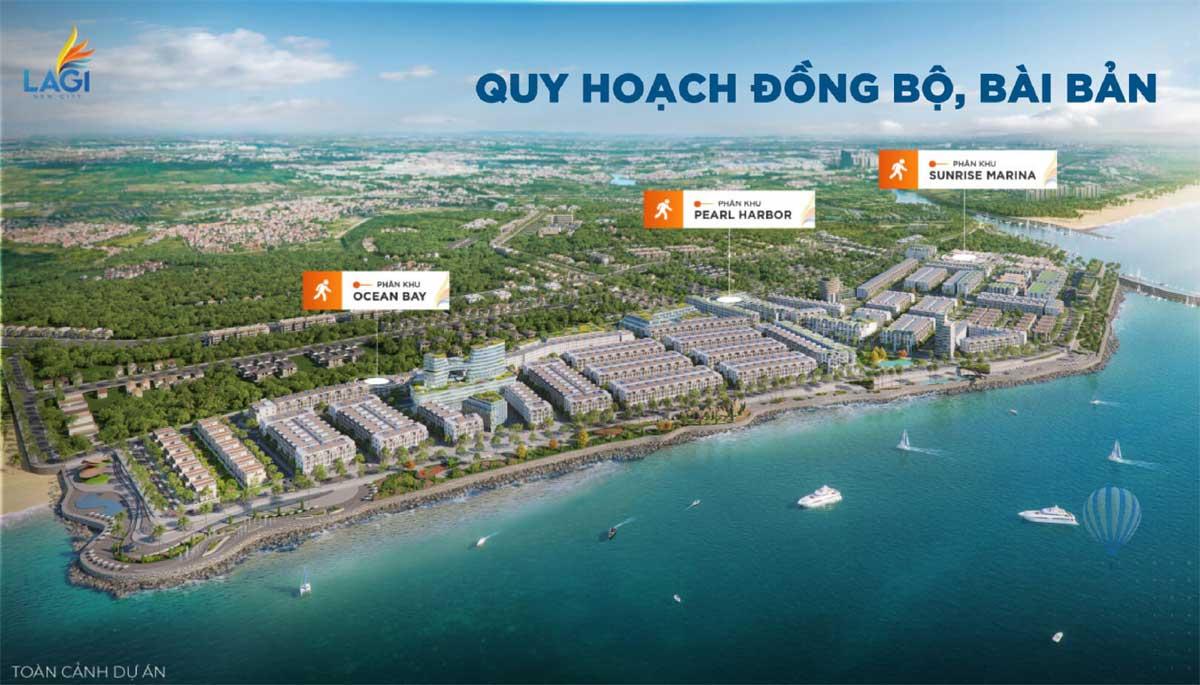 Mat bang Tong the Du an Lagi New City - Mặt-bằng-Tổng-thể-Dự-án-Lagi-New-City