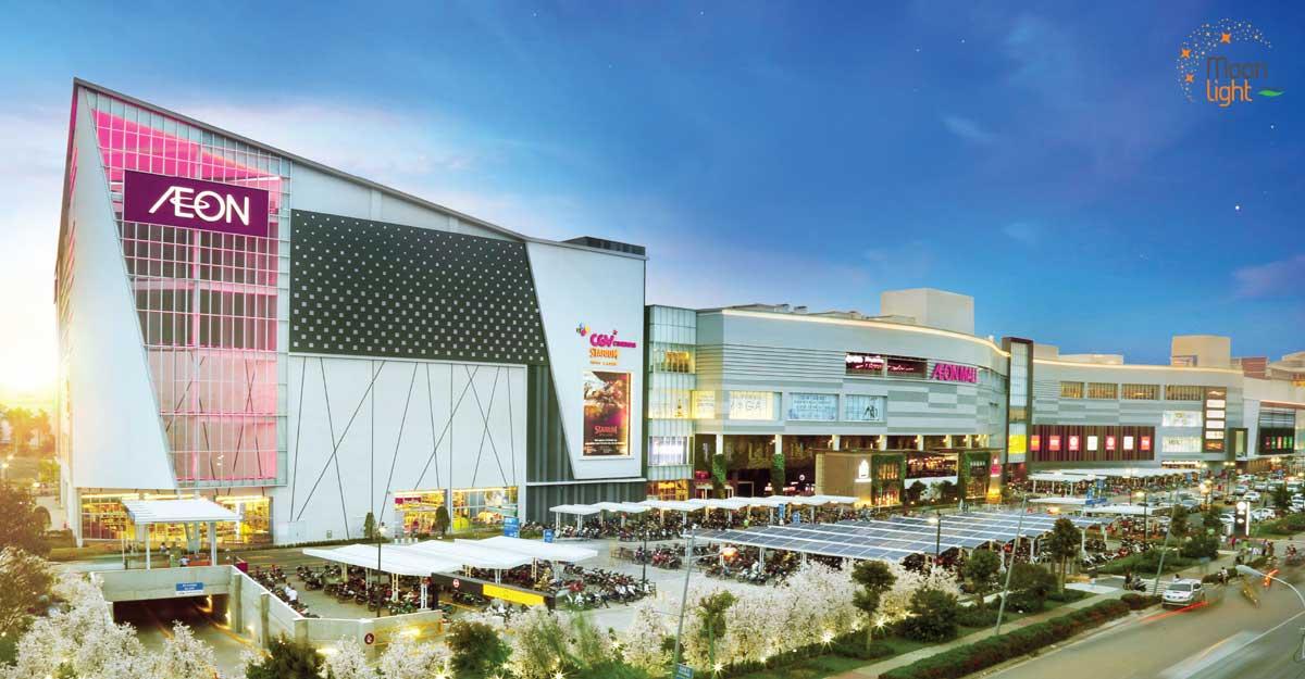 Moonlight Complex Ke ben AEON Mall Binh Tan - Moonlight Complex