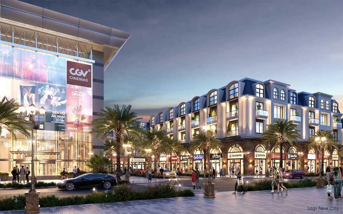 Nha pho thuong mai Lagi New City - Nhà-phố-thương-mại-Lagi-New-City