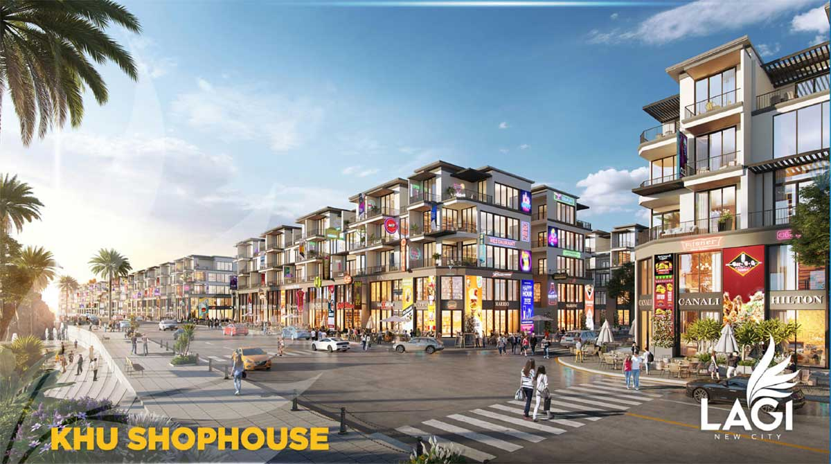 Shophouse Lagi New City - Shophouse-Lagi-New-City