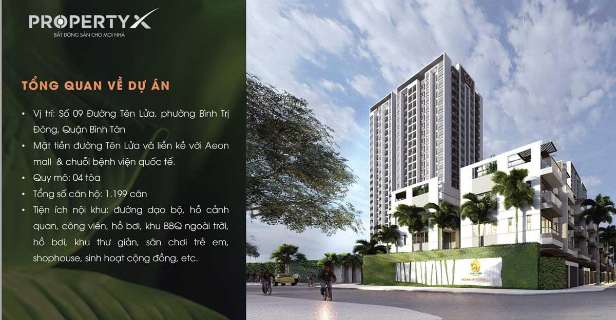 Tong quan Du an Moonlight Complex Binh Tan - Moonlight Complex