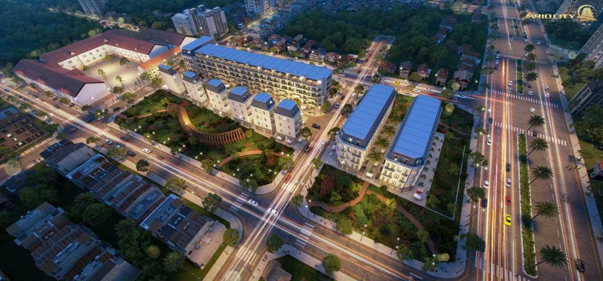 Dự án Ario City Bà Rịa Vũng Tàu