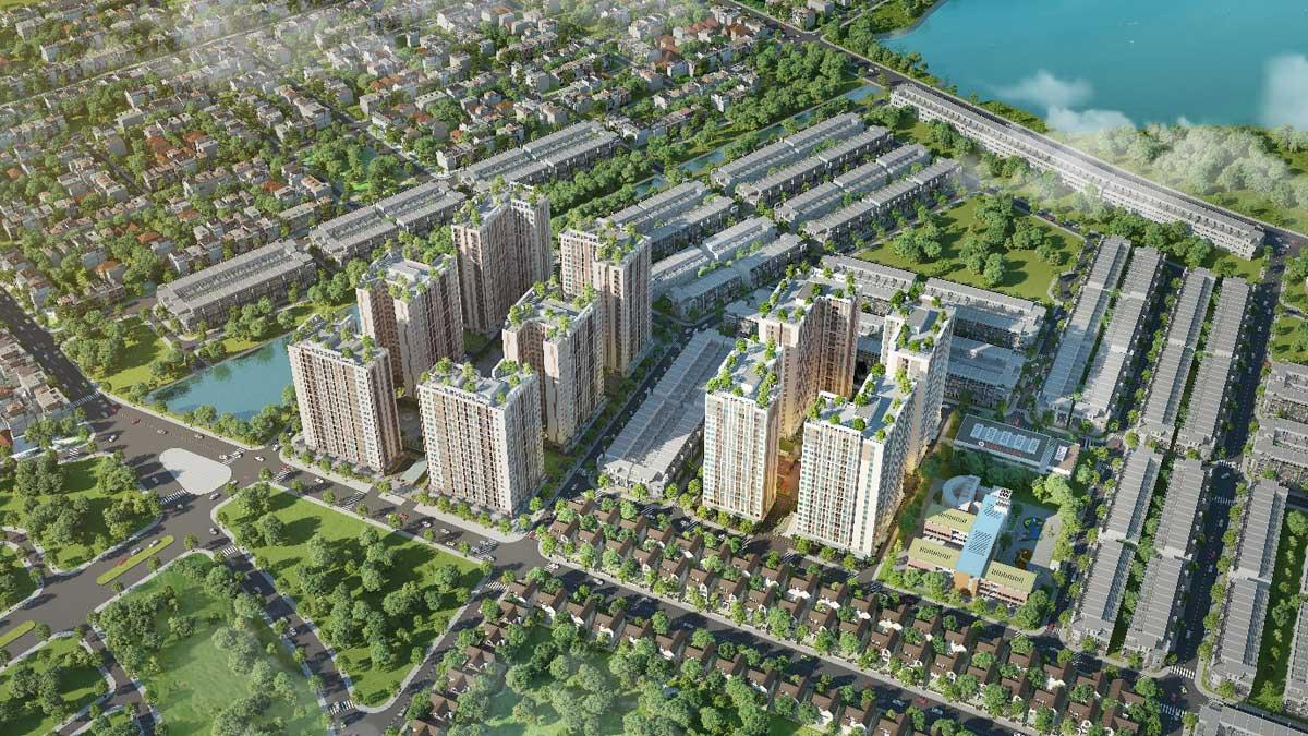 Dự án Khu Đô Thị Bàu Tràm Lakeside Đà Nẵng