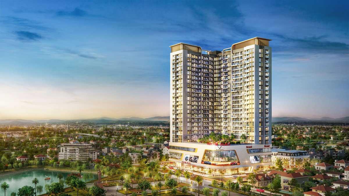 Dự án Vinhomes Sky Park Bắc Giang