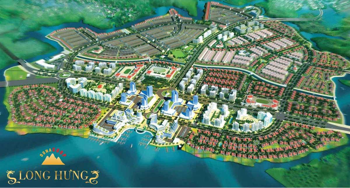 Toàn cảnh Dự án Khu đô thị Long Hưng City Biên Hòa Đồng Nai
