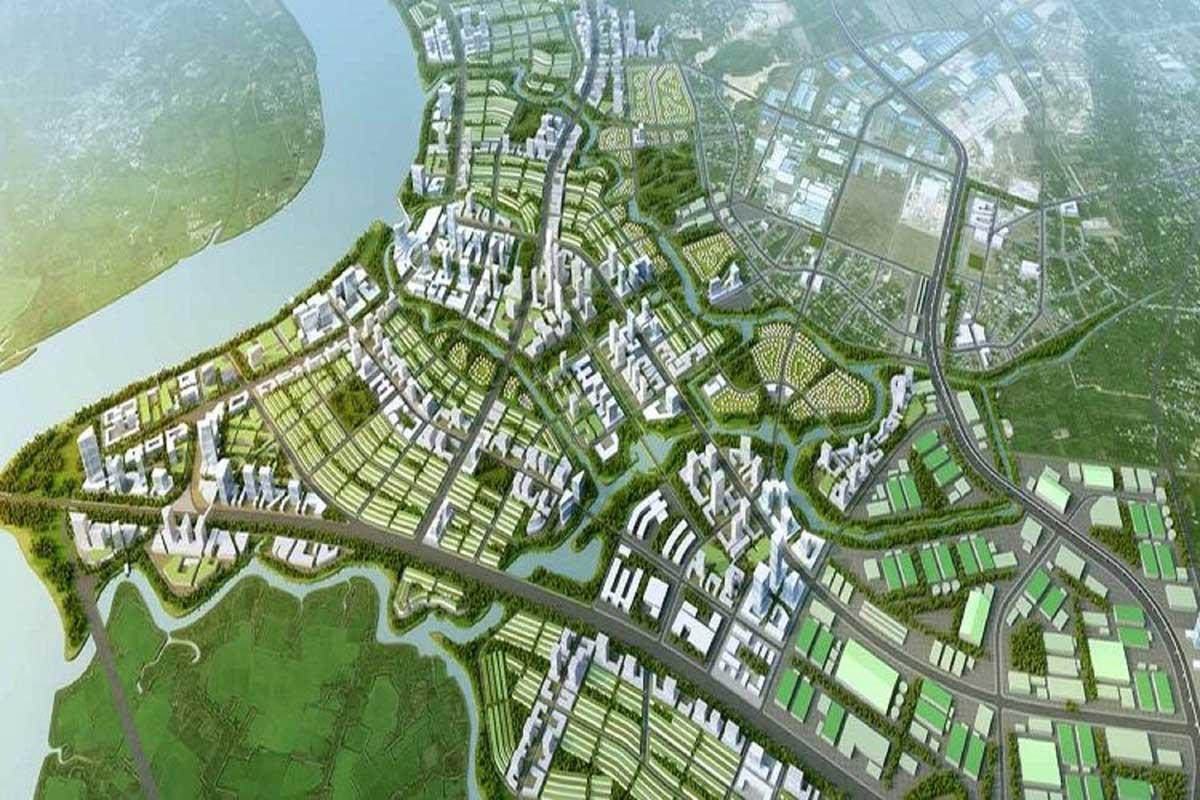 Dự án Amata Smart City Long Thành